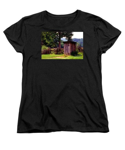 Appalachian Hill-ton Women's T-Shirt (Standard Cut) by Paul W Faust -  Impressions of Light
