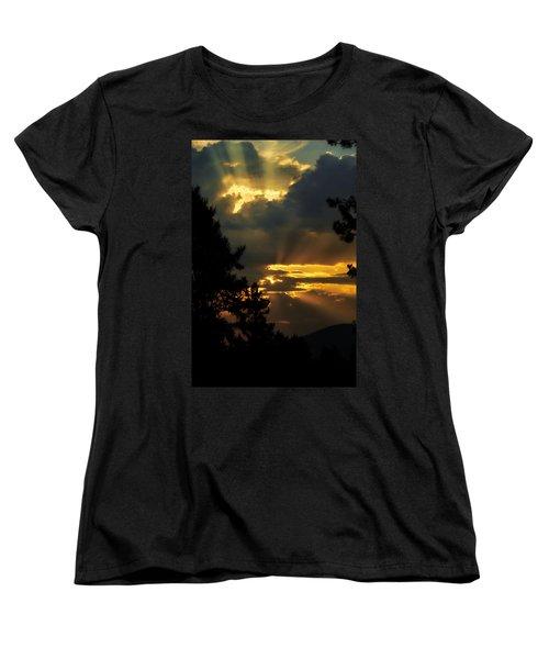 Appreciating Life Women's T-Shirt (Standard Cut)