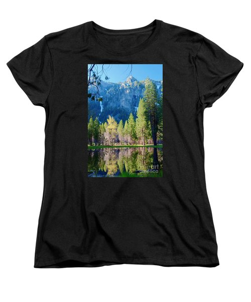 April Reflection Women's T-Shirt (Standard Cut)