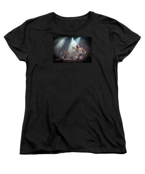 Arch Enemy Women's T-Shirt (Standard Cut) by Stefan Nielsen