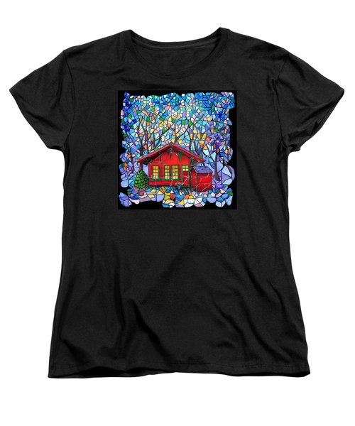 Art Depot Women's T-Shirt (Standard Cut)
