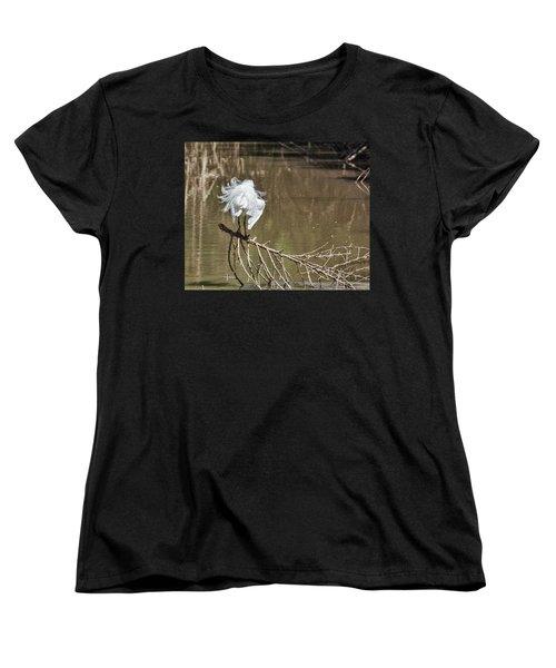 Fluff Time Women's T-Shirt (Standard Cut) by Bill Kesler