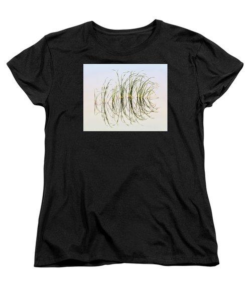 Graceful Grass Women's T-Shirt (Standard Cut) by Bill Kesler