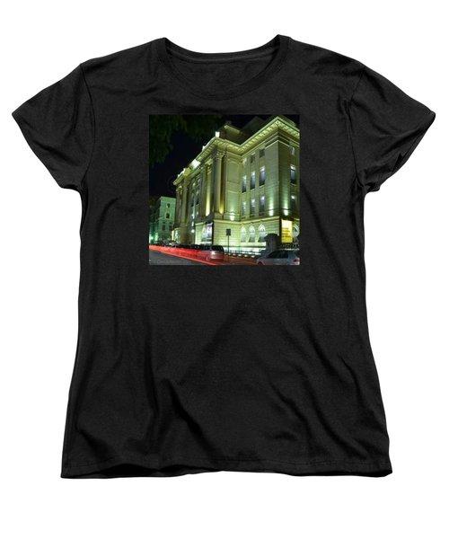 Assim Como O Rio E São Paulo, A Women's T-Shirt (Standard Cut) by Carlos Alkmin