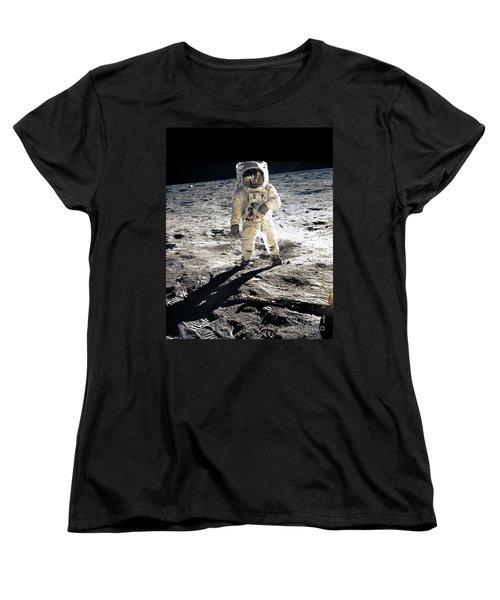Astronaut Women's T-Shirt (Standard Cut)