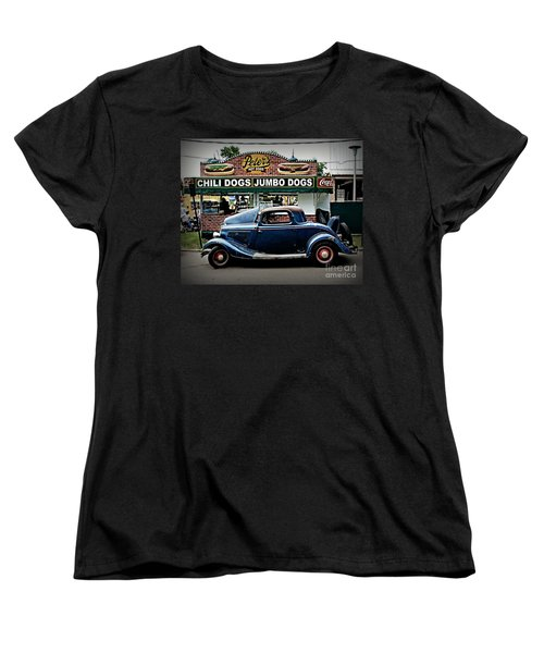 At Peter's Women's T-Shirt (Standard Cut) by Perry Webster