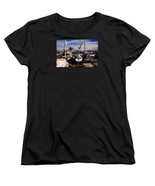 Athena Women's T-Shirt (Standard Cut) by David Blank