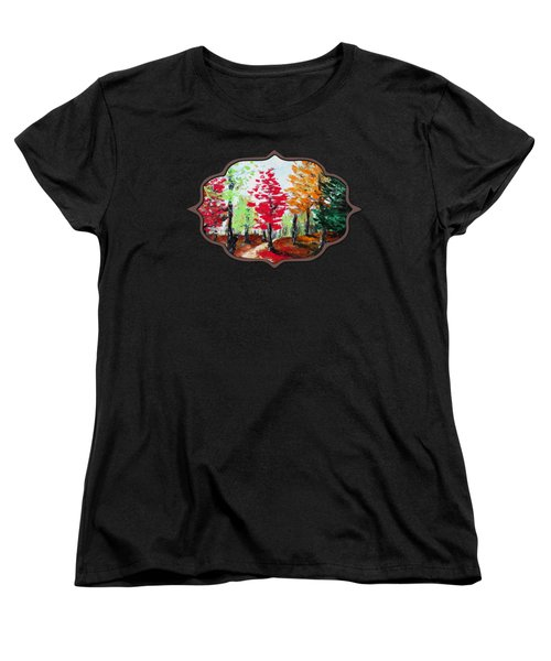 Autumn Women's T-Shirt (Standard Fit)