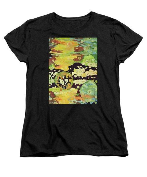 Awakening Women's T-Shirt (Standard Cut) by Lynda Hoffman-Snodgrass