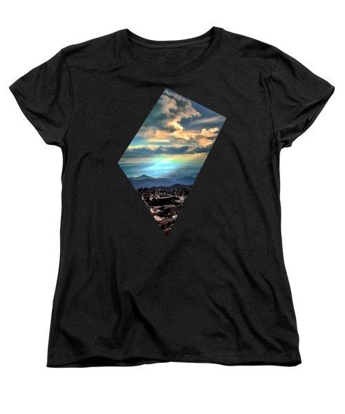Women's T-Shirt (Standard Cut) featuring the photograph Awareness ... by Jim Hill