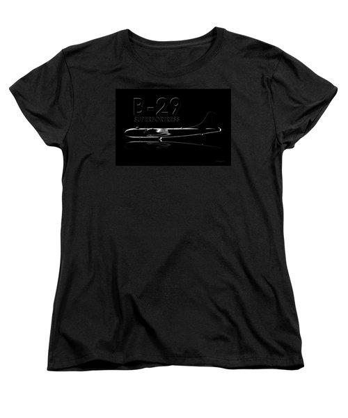 B-29 Superfortress Women's T-Shirt (Standard Cut) by David Collins