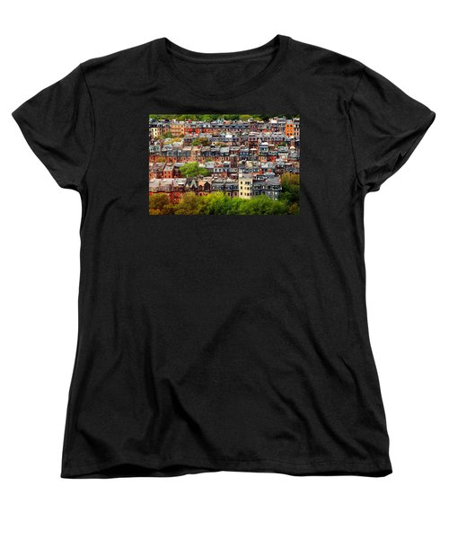 Back Bay Women's T-Shirt (Standard Cut)