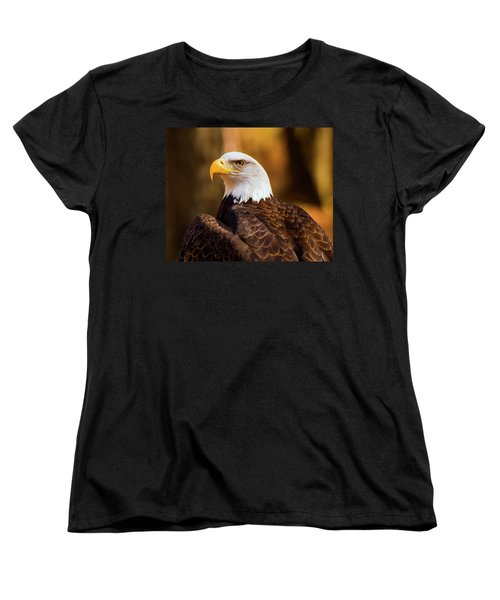Bald Eagle 2 Women's T-Shirt (Standard Cut)