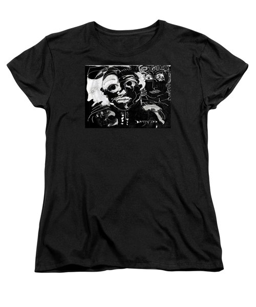 Bar Scene Women's T-Shirt (Standard Cut)