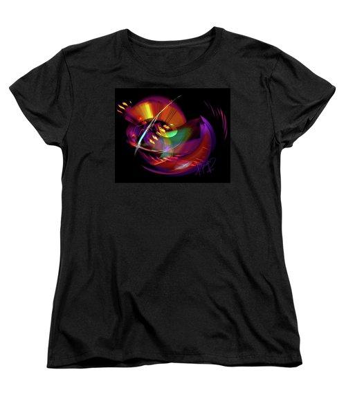 International Bass Station Women's T-Shirt (Standard Cut) by DC Langer