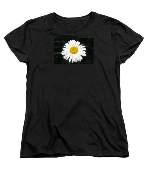 Women's T-Shirt (Standard Cut) featuring the photograph Beautiful Flower by Milena Ilieva
