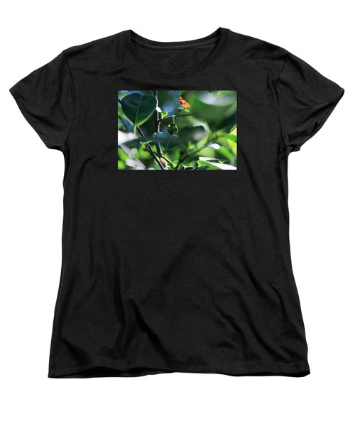 Beautiful Nature Women's T-Shirt (Standard Cut) by Christopher L Thomley
