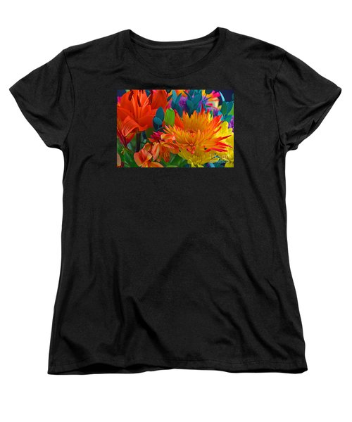 Beautiful To The Eyes  Women's T-Shirt (Standard Cut) by Ray Shrewsberry