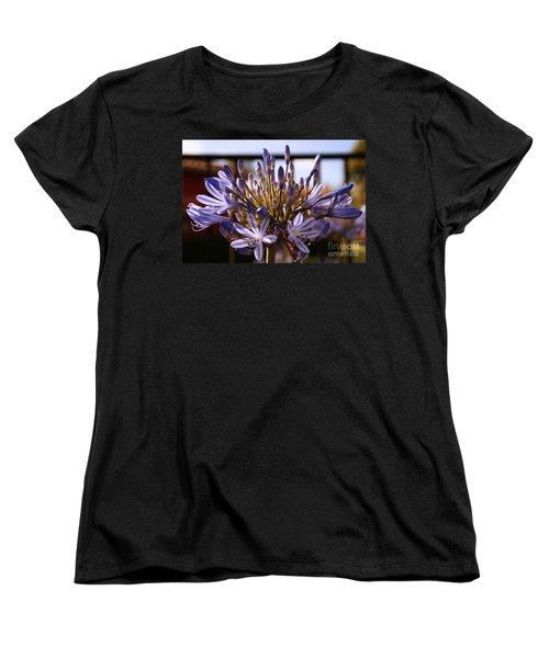 Becoming Beautiful Women's T-Shirt (Standard Cut) by Linda Shafer