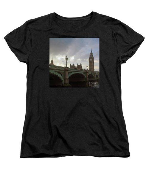 Ben And The Bridge Women's T-Shirt (Standard Cut)