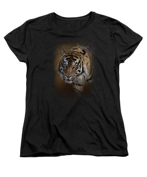 Bengal Stare Women's T-Shirt (Standard Cut)