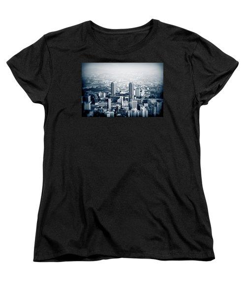 Berjaya Women's T-Shirt (Standard Cut) by Joseph Westrupp