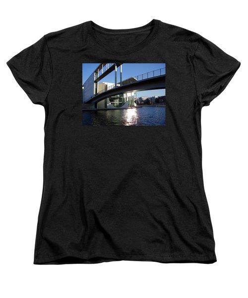 Berlin Women's T-Shirt (Standard Cut) by Flavia Westerwelle