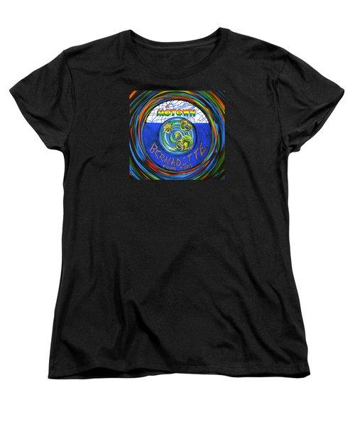 Bernadette By Four Tops Women's T-Shirt (Standard Cut) by Jeanette Jarmon