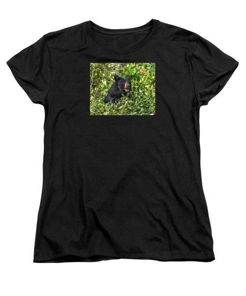 Women's T-Shirt (Standard Cut) featuring the photograph Berry Good by Yeates Photography