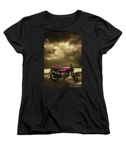 Bike Women's T-Shirt (Standard Cut)