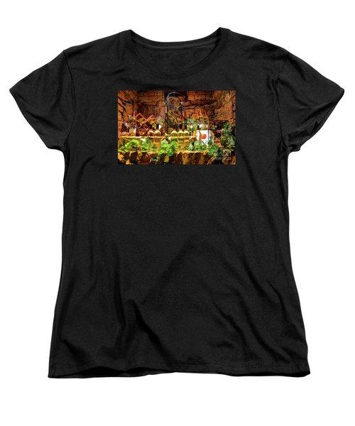 Biltmore Wine Women's T-Shirt (Standard Cut) by Savannah Gibbs