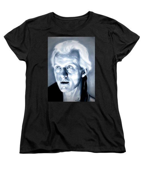 Blade Runner Roy Batty Women's T-Shirt (Standard Cut) by Fred Larucci