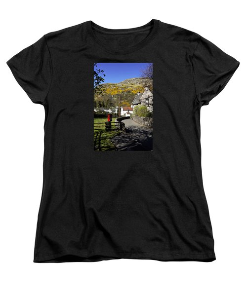 Women's T-Shirt (Standard Cut) featuring the photograph Blairlogie by Jeremy Lavender Photography