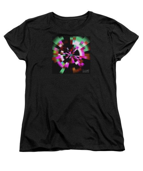 Blast Women's T-Shirt (Standard Cut) by Kelly Awad