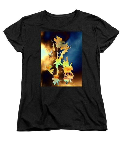 Blowin In The Wind II Women's T-Shirt (Standard Cut) by Tim Allen
