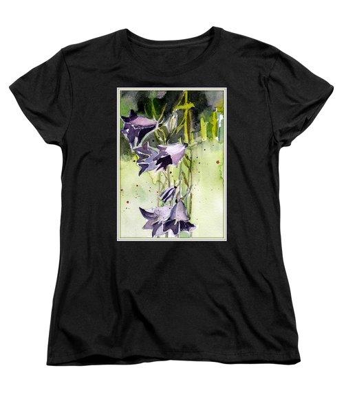 Blue Bonnets Women's T-Shirt (Standard Cut) by Mindy Newman