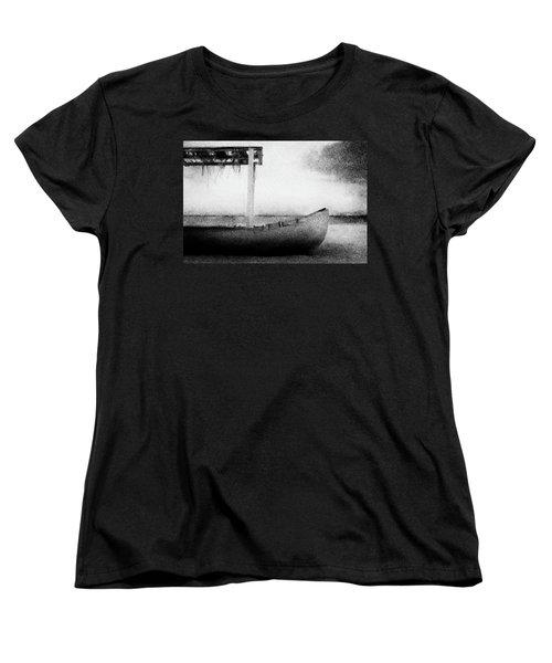 Boat Women's T-Shirt (Standard Cut) by Celso Bressan