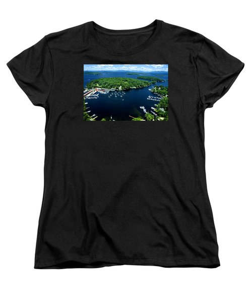Boating Season Women's T-Shirt (Standard Cut)