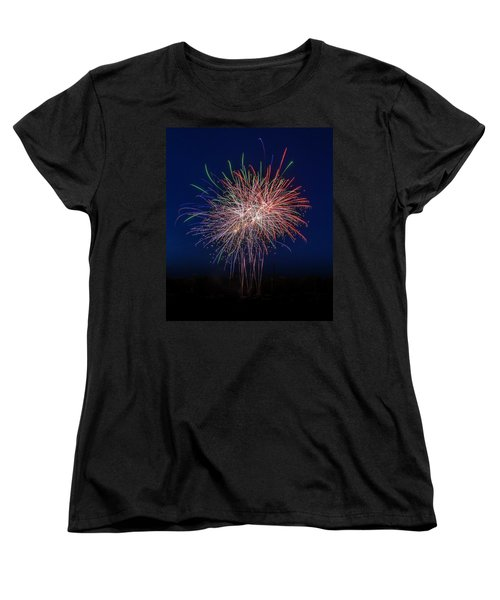 Bombs Bursting In Air Women's T-Shirt (Standard Cut)