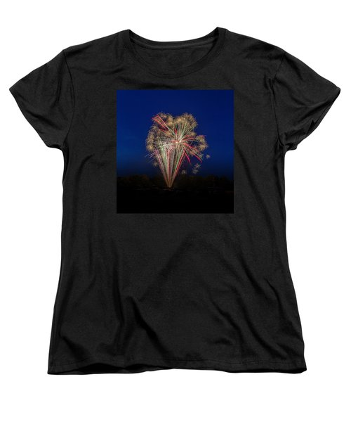 Bombs Bursting In Air II Women's T-Shirt (Standard Cut)