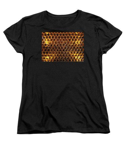 Bottles Of Beer On The Wall Women's T-Shirt (Standard Cut)