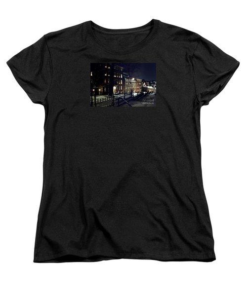 Brethrens House  Women's T-Shirt (Standard Cut) by DJ Florek