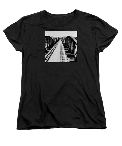 Bridge On The River Kwai Women's T-Shirt (Standard Cut)