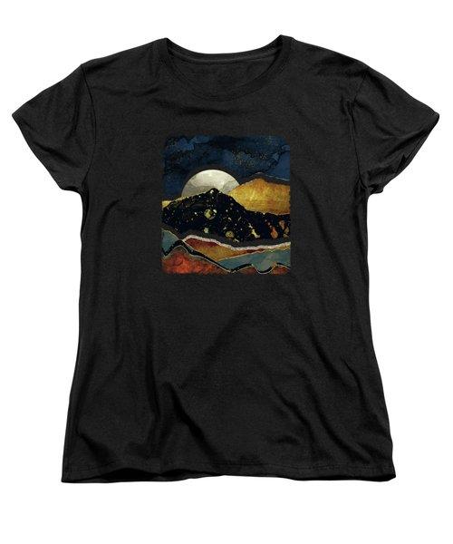 Bronze Night Women's T-Shirt (Standard Fit)