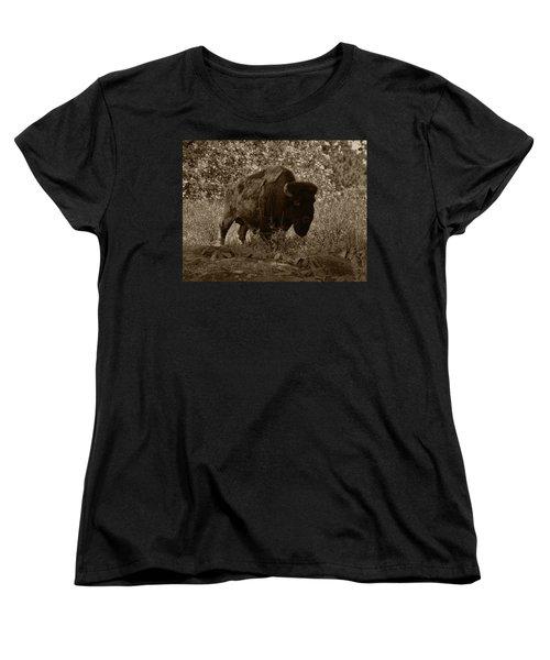 Buffalo Junction Women's T-Shirt (Standard Cut)