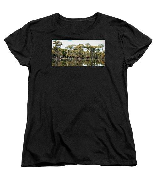 Caddo Bayou Women's T-Shirt (Standard Cut)