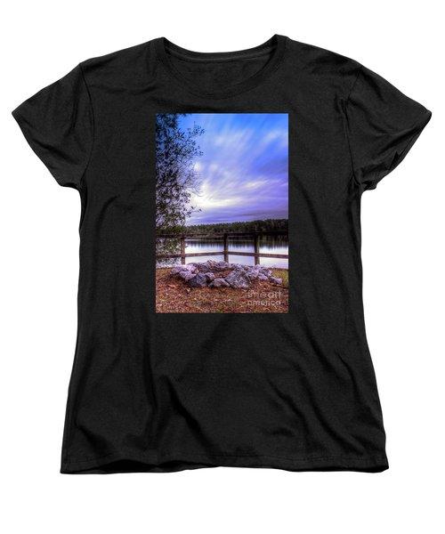 Camp Ground Women's T-Shirt (Standard Cut)