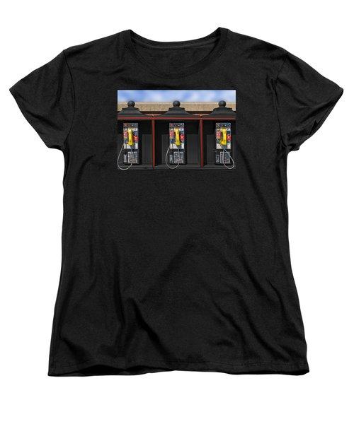 Can You Hear Me Now Women's T-Shirt (Standard Cut)