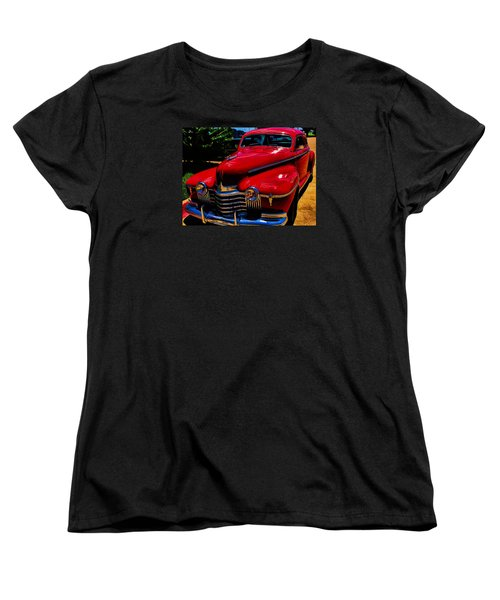 Candy Women's T-Shirt (Standard Cut) by Diana Mary Sharpton