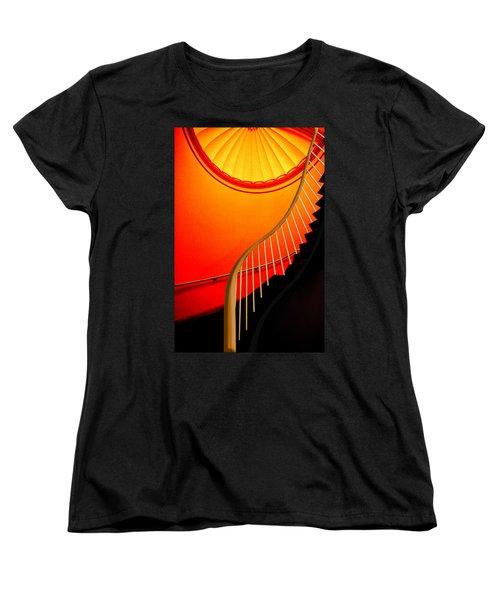 Capital Stairs Women's T-Shirt (Standard Cut)